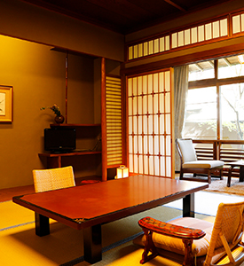 STAYING AT A JAPANESE RYOKAN