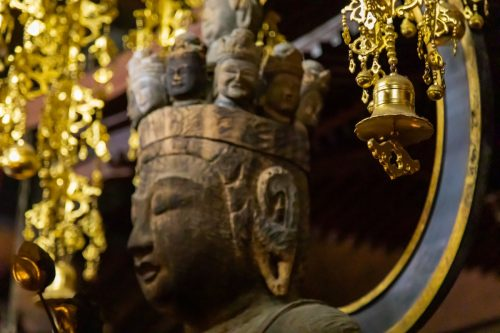 Dernière année de l'apparition de la Statue de Bouddha