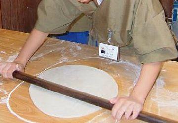 Izushi Soba-Making