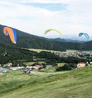 Kannabe Paragliding