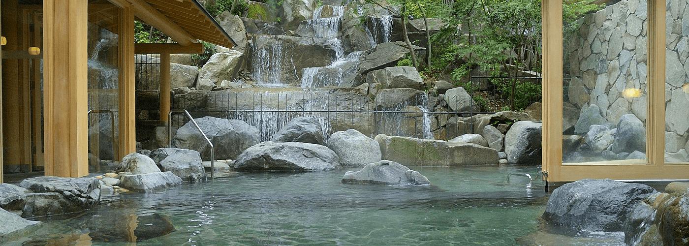 Kinosaki Onsen Hot Spring Bathhouse