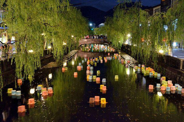 Kinosaki Onsen Summer Festival 2018