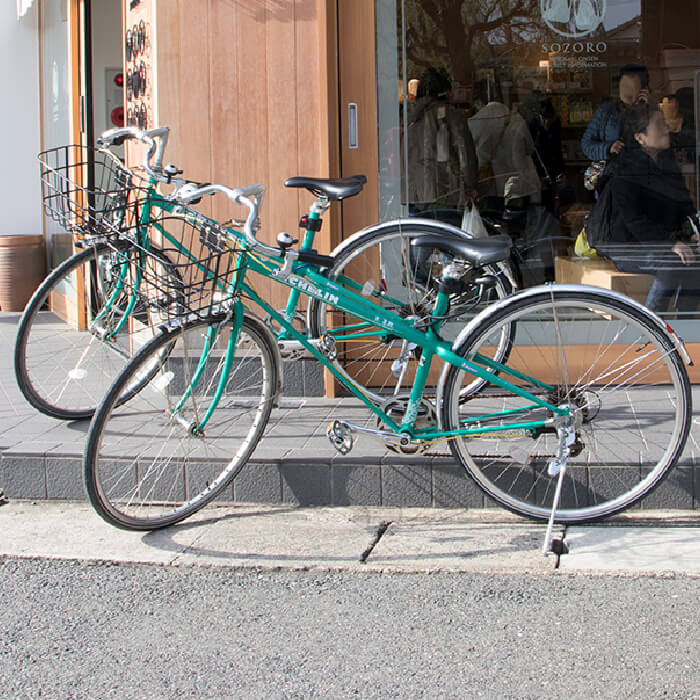 SOZORO bicycle rental