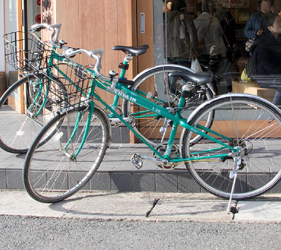 SOZORO bicycle rental