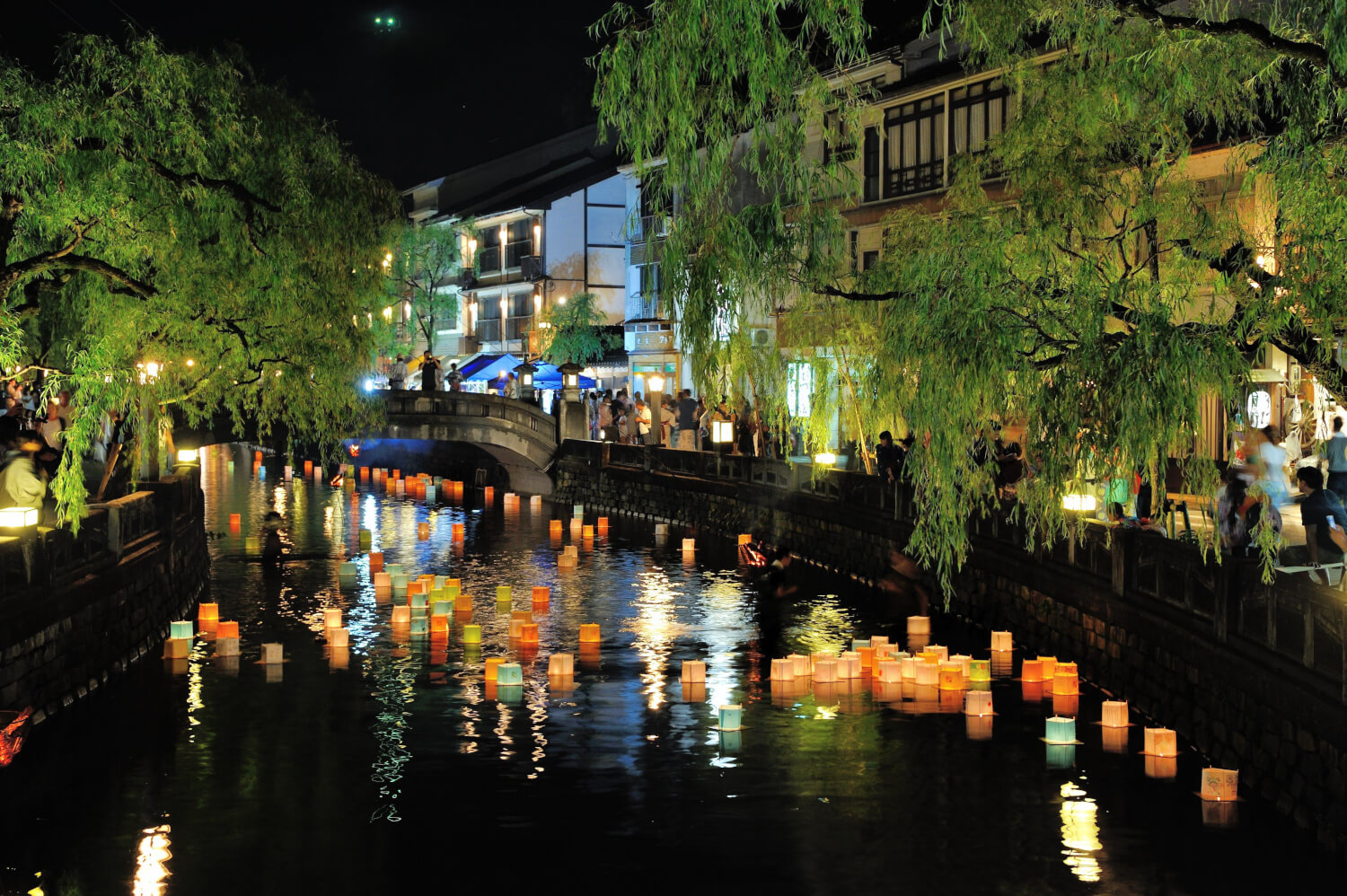 Summer Festivals in Kinosaki Onsen 2019
