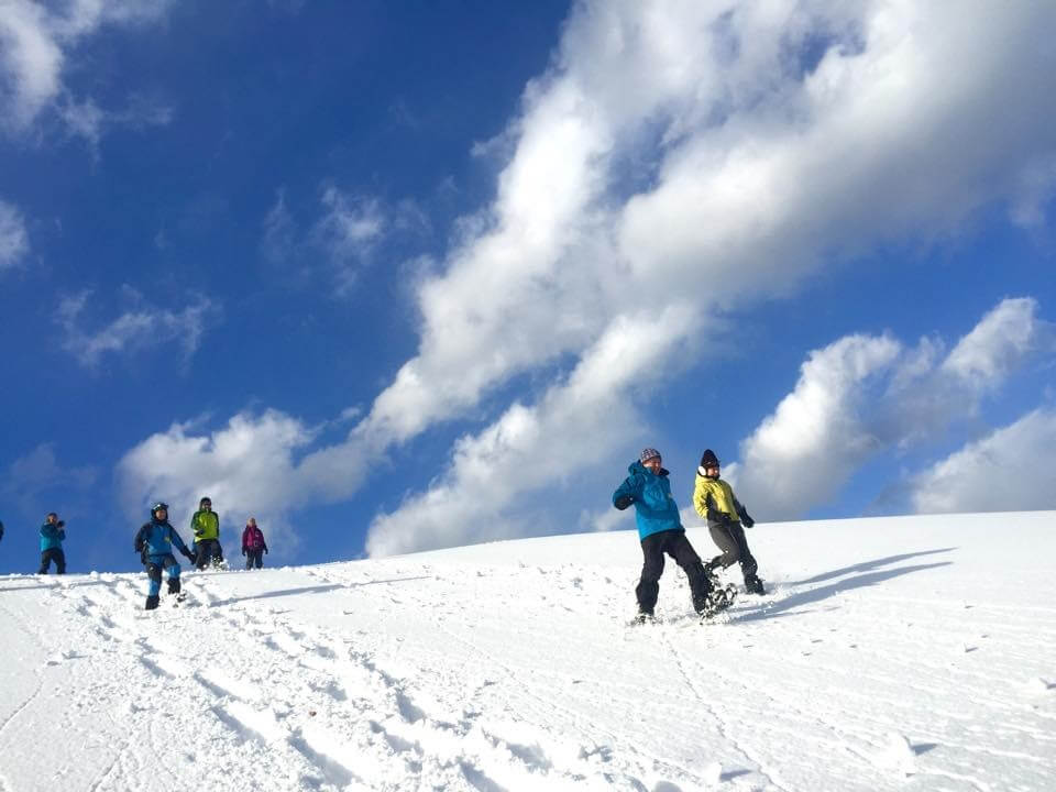 Kannabe, the Closest Real Snow Resort