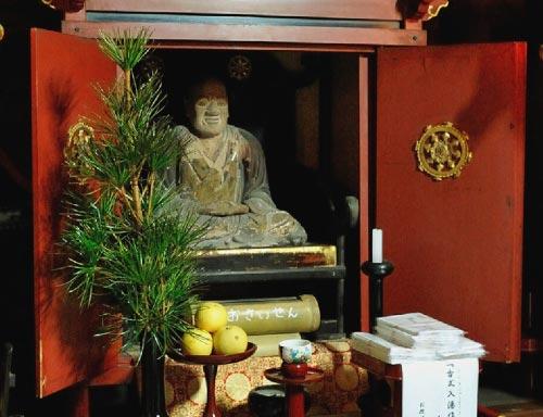 Buddhist priest Dochi Shonin