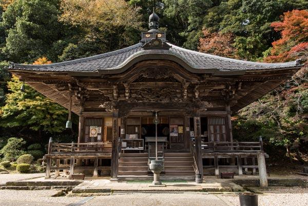 Yakushi-do Hall