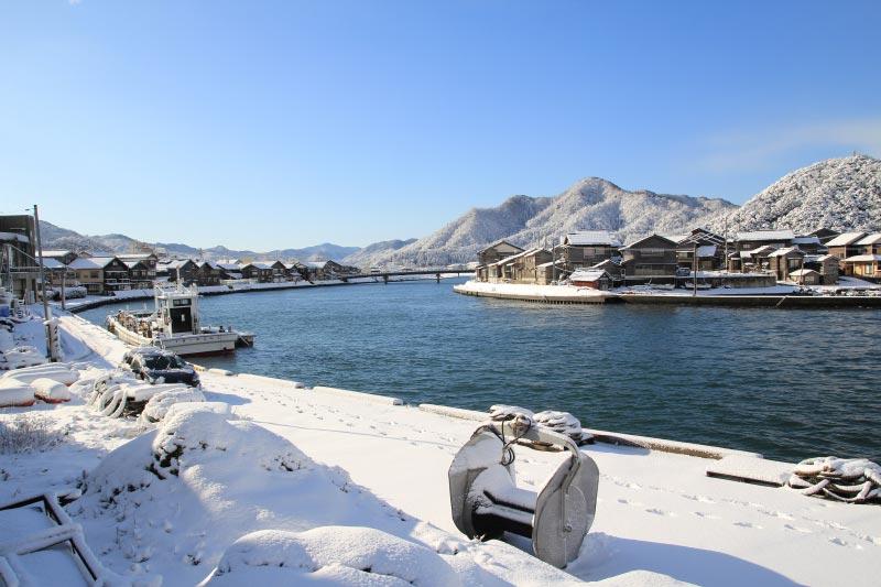 Takenos inland port