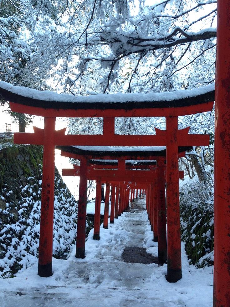 Izushi Winter View Walk