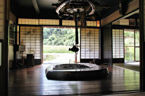 A Purely Japanese Experience in the Countryside