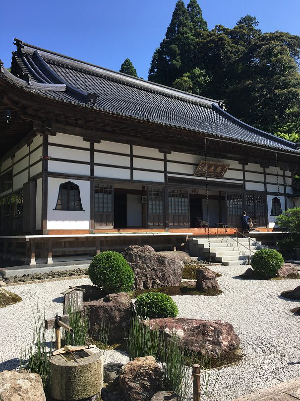 Zen Meditation, Buddhist Sermon, & Matcha at Gokurakuji Temple